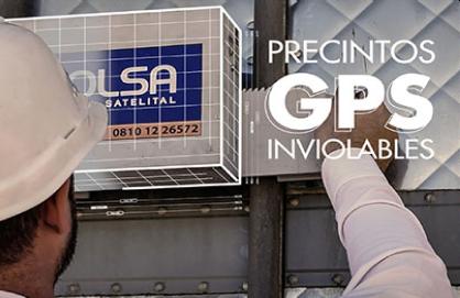 Precintos GPS