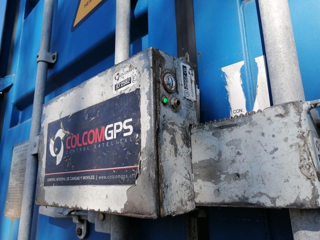 Recupero de camión con carga valuada en 150 millones de pesos chilenos